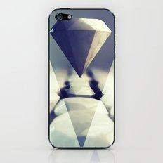 Diamond Rise iPhone & iPod Skin