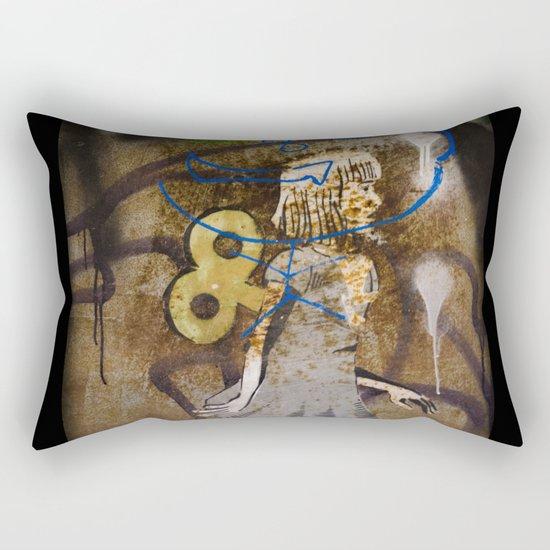 Wind Up Rectangular Pillow