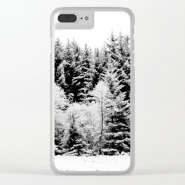 Anoch Mor Clear iPhone Case