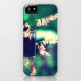 Flowers in Germany iPhone Case