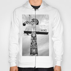 Totem Pole sign Hoody