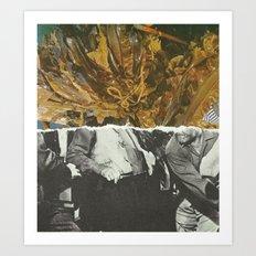 Killed&Stuffed Art Print