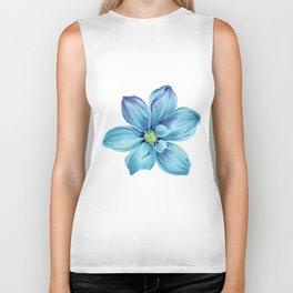 Flower ;) Biker Tank