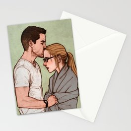 no choice to make Stationery Cards
