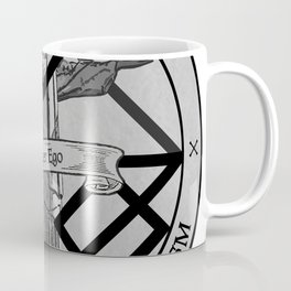 Lies and Hatred - Church of Egoism Coffee Mug