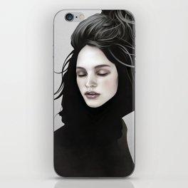 Elsewhere Girl iPhone Skin