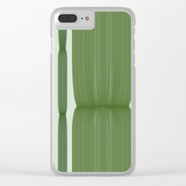 cactus forest Clear iPhone Case