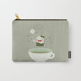 Thé vert Carry-All Pouch