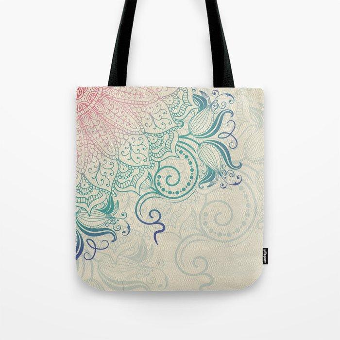 Mandala - Canvas Tote Bag