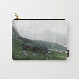 Italian mountain scenery Carry-All Pouch