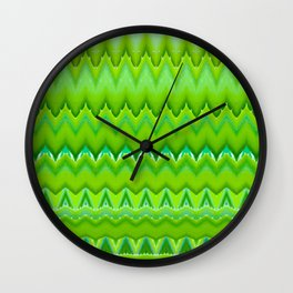 Pandanus in Indonesia Wall Clock