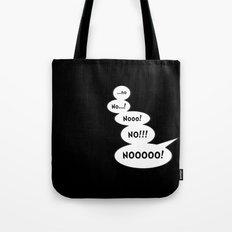 Comic book NO Tote Bag