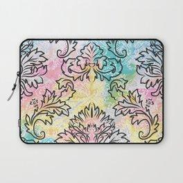 Liquid Rainbow Baroque Laptop Sleeve