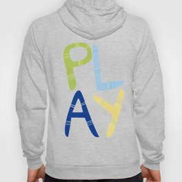 Play Nersery art Hoody