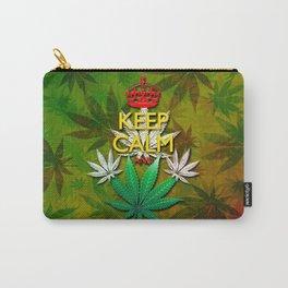Keep Calm and...Marijuana Leaf! Carry-All Pouch