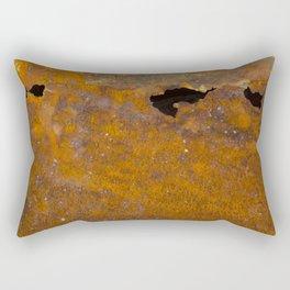 Holy Rusted Metal Rectangular Pillow