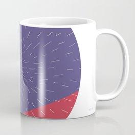 Retro Mod Flowers #5 by Friztin Coffee Mug