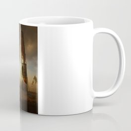 Endless Journey - steampunk artwork Coffee Mug
