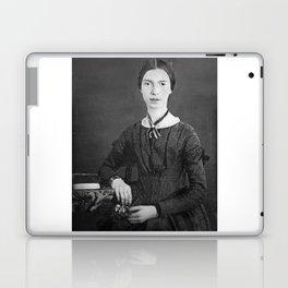 Emily Dickinson Portrait Laptop & iPad Skin