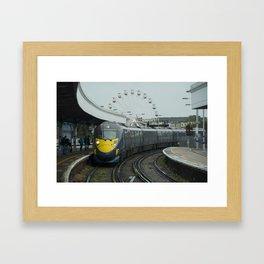 Margate Javelin Framed Art Print