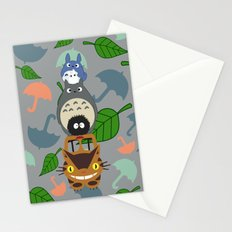 Troll Totem Stationery Cards