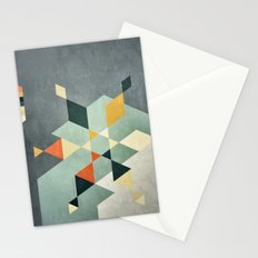Shape_02 Stationery Cards