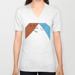 rejection Unisex V-Neck