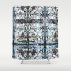Detour search, withhold severity. Shower Curtain