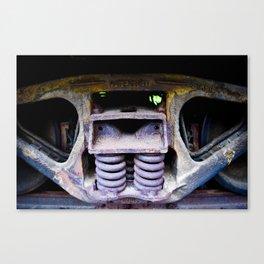 Industrial 2 Canvas Print