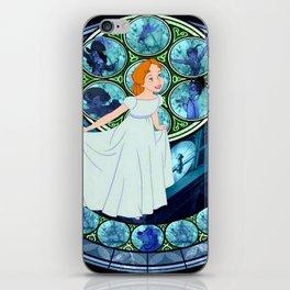 Awakening in Neverland iPhone Skin
