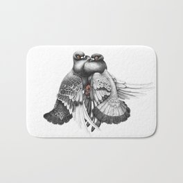 Pidgeons Bath Mat