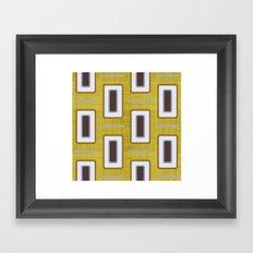To The Quad! Framed Art Print