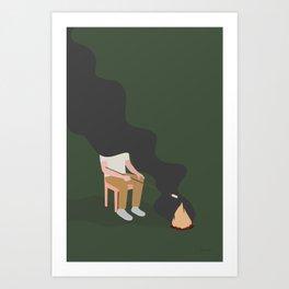 LEJRBÅL Art Print