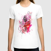 "bubbles T-shirts featuring Bubbles by Barbora ""Mad Alice"" Urbankova"