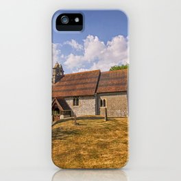 St Pancras Coldred iPhone Case
