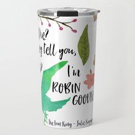 I'm Robin Goodfellow Travel Mug
