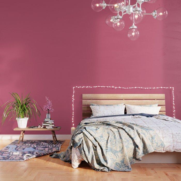 Fruit Dove Pantone Autumn/Winter 2019/2020 NYFW Color Palette Wallpaper