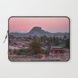 Jungle book: sunrise Laptop Sleeve