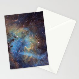 Emission Nebula Stationery Cards
