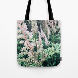 Flowers in the Garden Tote Bag