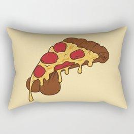 Pizza Balls Rectangular Pillow