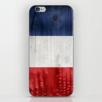 france iPhone & iPod Skins featuring France by Arken25