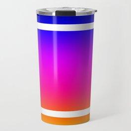 White Box Travel Mug