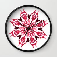 evolution Wall Clocks featuring Evolution by instantgaram