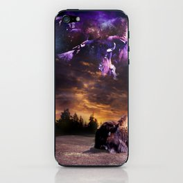 Bufalo Nights iPhone Skin