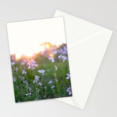 Sunset in Spring Stationery Cards