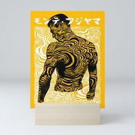 The honor of the Yakuza Mini Art Print