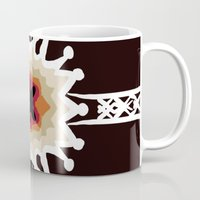 gift card Mugs featuring A Gift for You by barefoot art online