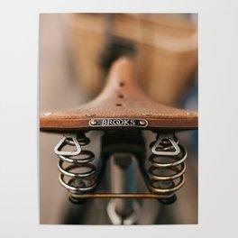 Brooks Bike Poster