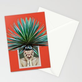 Lady of Thorns Stationery Cards